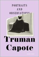 Portraits and Observations by Truman Capote: Book Cover