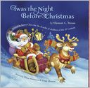 Twas The Night Before Christmas by Clement C. Moore: NOOK Book Cover