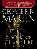 A Game of Thrones 5-Book Bundle by George R. R. Martin: NOOK Book Cover