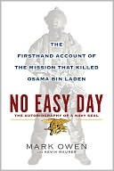 No Easy Day by Mark Owen: Book Cover