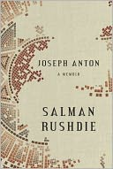 Joseph Anton by Salman Rushdie: Book Cover