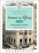 Summer at Tiffany by Marjorie Hart: Audio Book Cover