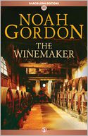 The Winemaker by Noah Gordon: Book Cover