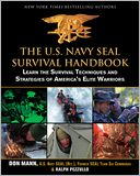 U.S. Navy SEAL Survival Handbook by Don Mann: NOOK Book Cover