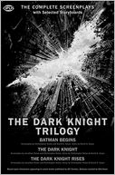 The Dark Knight Trilogy by Christopher Nolan: Book Cover