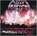The Murderess Metal Road Show by Lizzy Borden: CD Cover