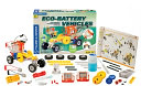 Eco-Battery Vehicles Experiment Kit by Thames &amp; Kosmos: Product Image