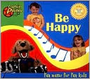 Be Happy by Captain Positive: CD Cover