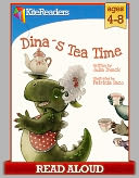 Dina's Tea Time by Julia Dweck: NOOK Kids Read to Me Cover
