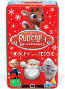 Rudolph Tin Activity Game by Briarpatch: Product Image