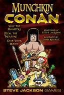 Munchkin Conan Fantasy Game by Jackson, Steve Games, Incorporated: Product Image