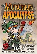 Munchkin Apocalypse Strategy Game by Jackson, Steve Games, Incorporated: Product Image