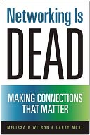 Networking Is Dead by Melissa G Wilson: Book Cover