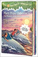 Magic Tree House The Mystery of the Ancient Riddles Boxed Set #3 by Mary Pope Osborne: Book Cover
