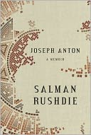 Joseph Anton by Salman Rushdie: NOOK Book Cover