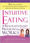 Intuitive Eating by Evelyn Tribole: CD Audiobook Cover