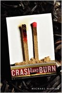 Crash and Burn by Michael Hassan: Book Cover