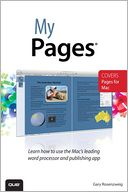 My Pages (for Mac) by Gary Rosenzweig: NOOK Book Cover