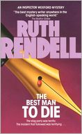Best Man to Die by Ruth Rendell: NOOK Book Cover
