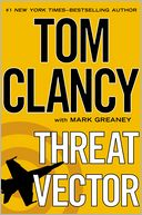 Threat Vector by Tom Clancy: Book Cover