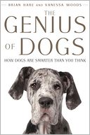 The Genius of Dogs by Brian Hare: Book Cover