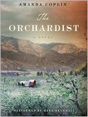 The Orchardist by Amanda Coplin: Audio Book Cover