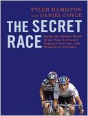 The Secret Race by Tyler Hamilton: Audio Book Cover