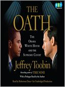 The Oath by Jeffrey Toobin: Audio Book Cover