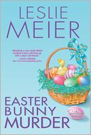 Easter Bunny Murder by Leslie Meier: NOOK Book Cover