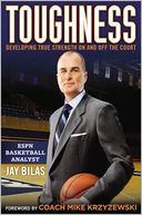 Toughness by Jay Bilas: Book Cover
