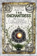 The Enchantress by Michael Scott: Book Cover