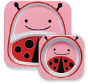 Zoo Tableware - Ladybug by Skip Hop: Product Image