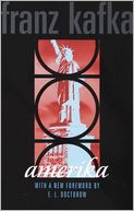 Amerika by Franz Kafka: NOOK Book Cover