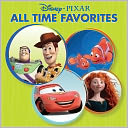 Disney Pixar All Time Favorites: CD Cover