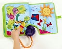 Touch & Discover Book by Tiny Love: Product Image
