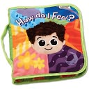 Lamaze Cloth Book - How Do I Feel? by Learning Curve: Product Image