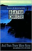 And Then There Were None by Agatha Christie: Book Cover