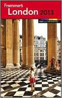 Frommer's London 2013 by Donald Strachan: NOOK Book Cover