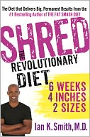 Shred by Ian K. Smith: Book Cover
