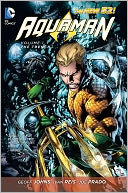Aquaman Volume 1 by Geoff Johns: NOOK Book Cover
