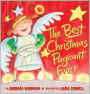 The Best Christmas Pageant Ever (picture book edition) by Barbara Robinson: Book Cover