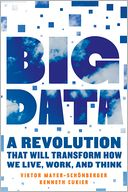 Big Data by Viktor Mayer-Schonberger: Book Cover