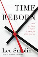 Time Reborn by Lee Smolin: Book Cover