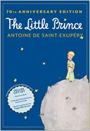 The Little Prince 70th Anniversary Gift Set (Book/CD/Downloadable Audio) by Antoine de Saint-Exupery: Book Cover