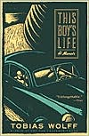 This Boy's Life by Tobias Wolff: Book Cover