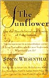 The Sunflower by Simon Wiesenthal: Book Cover
