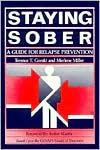 Staying Sober by Terence T. Gorski: Book Cover