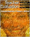 Teacher Evaluation to Enhance Professional Practice by Charlotte Danielson: Book Cover