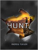 The Hunt by Andrew Fukuda: Audio Book Cover