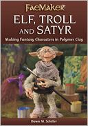 Elf, Troll and Satyr by Dawn M. Schiller: NOOK Book Cover